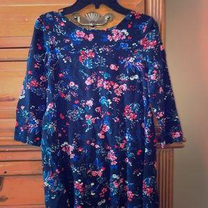 Comfy flower dress